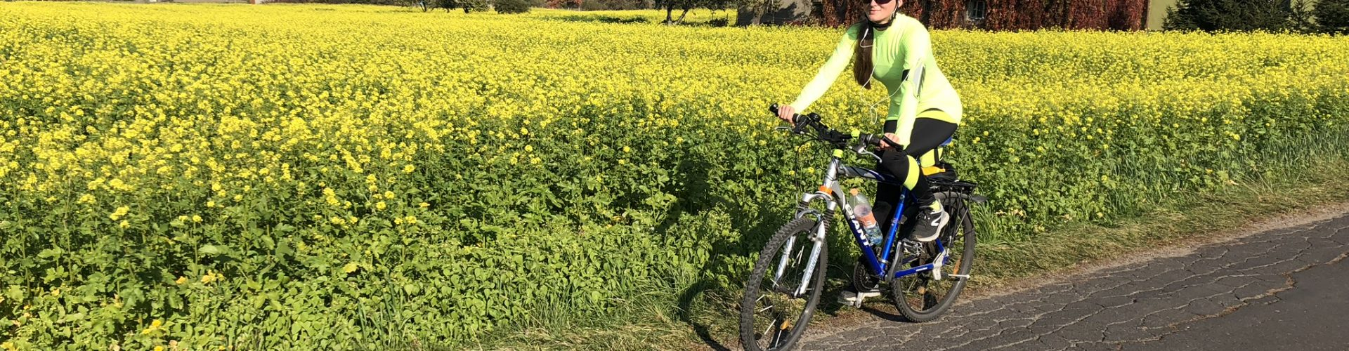 Blog rowerowy - Asanka